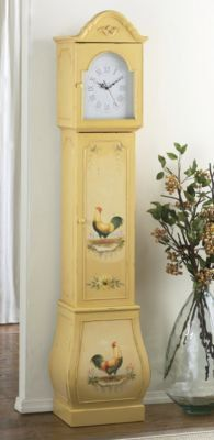 Love this grandfather clock!