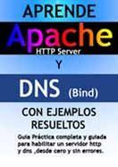 Dns Bind y Apache Server