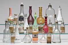 Miscellaneous Barber Bottles