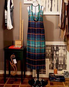 Slip Dress ORUM Rede // Colar ORUM Faro