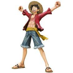 One Piece Figuarts Zero Monkey D Luffy (New World Version) - Bandai