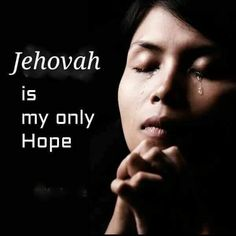"Ps. 71:5 ""For you are my hope, O Sovereign Lord Jehovah; I have trusted in you since my youth."""