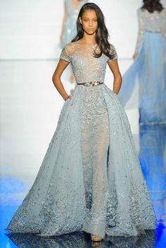 Zuhair Murad Haute Couture Spring 2015 - Paris Couture Week