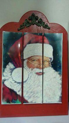 Papa Noel sublimación