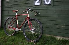 Mini Monstercross - 650b XS Peregrine by Singular Cycles, via Flickr