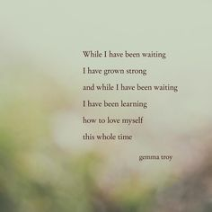 """Gemma Troy on Instagram: """"🌳 . . . . . . . . . . . #text #textposts #poem #words#textgram #saying #thoughts #quotes #originalquote #written #philosophy #poetry…"""" Universal Consciousness, I Have Been Waiting, Original Quotes, Collection Of Poems, Fit Board Workouts, Human Nature, Text Posts, Yoga Meditation, Troy"""