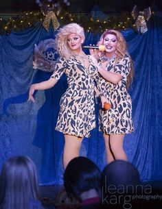 Seattle's #1 and Longest running weekly Drag Brunch, and works various private events around the Seattle area and across the country. http://mimosaswithmamaseattle.com/