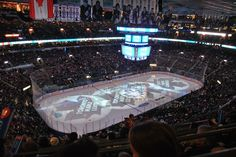 Air Canada Center - Toronto Maple Leafs
