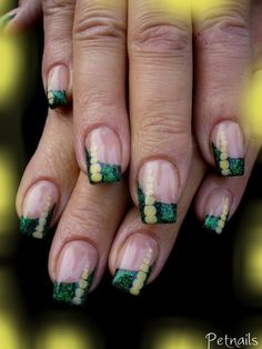 St. Patrick colors...