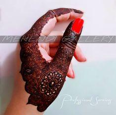 Kashee's Mehndi Designs, Rajasthani Mehndi Designs, Henna Tattoo Designs Simple, Finger Henna Designs, Stylish Mehndi Designs, Mehndi Design Photos, Wedding Mehndi Designs, Beautiful Henna Designs, Mehndi Designs For Fingers