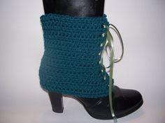 Tie up spats