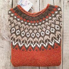 Scandinavian Knitting – Amazing Homes Knitting Designs, Knitting Patterns Free, Knitting Projects, Free Pattern, Sewing Patterns, Crochet Patterns, Fair Isle Knitting, Hand Knitting, Icelandic Sweaters