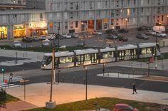 Tranvía de Le Havre, Francia