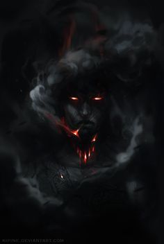 Dark art for our inner demons — The Dragon by Pauliina Linjama (Kipine on...