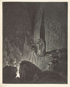 Dante Alighieri (Italian, ca. 1265–1321). The Vision of Hell (Inferno), 1866. The Metropolitan Museum of Art, New York. Rogers Fund, 1905, transferred from the Library, 1921 (21.36.133)
