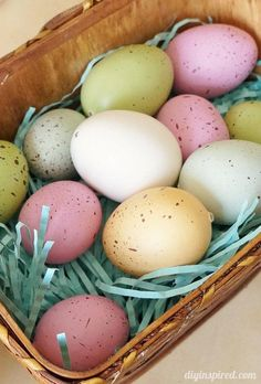 DIY Easter : DIY How to Hollow Out an Egg