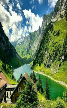 Places to visit l Travel destination l Tourism l Mountain nature river Beautiful Places To Travel, Beautiful World, Wonderful Places, Travel Aesthetic, Places Around The World, Nature Pictures, Beautiful Landscapes, Beautiful Scenery, Dream Vacations