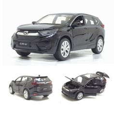Buy Honda CR-V Diecasts Toy Vehicles Car Model With Sound Light Pull Back Car Toys For Children Birthday Gift Collection Barbie Doll Car, Light Pull, Cr V, Birthday Gifts For Kids, Honda Cr, Dump Truck, Diy Toys, Diecast, Create