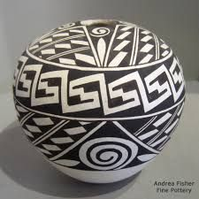 Image result for native indian pottery