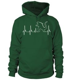 GODZILLA HEARTBEAT  #christmas #xmas #hoodie #ideas #image #shirt #tshirt #sweatshirt #tee #gift #perfectgift #birthday