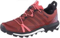 #adidas #Terrex #Agravic #GTX #Mountain #Running #Schuhe #Damen #beere