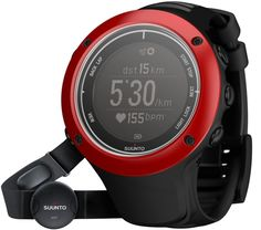 Suunto Ambit 2 S Heart Rate Monitors Luxury Watches - Red, One Size -- You can get more details by clicking on the image. (This is an affiliate link) Sport Watches, Watches For Men, Online Watch Store, Heart Rate Monitor, Luxury Watches, 30, Digital Camera, Smart Watch, Accessories
