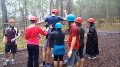 What happens on our Low Ropes Course Excursion?