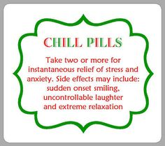 photograph relating to Printable Chill Pill Label named 49 Ideal Sayings photographs in just 2018 Sayings, Me offers