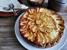 Puerros gratinados con jamón y bacon | Caceroladas Bechamel, Apple Pie, Sugar Free, Mousse, Salsa, Gluten, Cooking Recipes, Diet, Chocolate