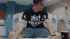 #FVCKCANCER 03_MODUS OPERANDI  | Cancer Documentary LGBT - ✅WATCH VIDEO👉 http://alternativecancer.solutions/fvckcancer-03_modus-operandi-cancer-documentary-lgbt/     This was hard to do! Not one, but THREE times this hospital ruined the schedule with my date. You have to fast before this procedure, so I could not eat for three days. Needless to say, that made me very sad. I met a nurse whose specialty is alternative medicine, what a surprise. By far the...