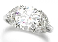 Diamond ring 1970s