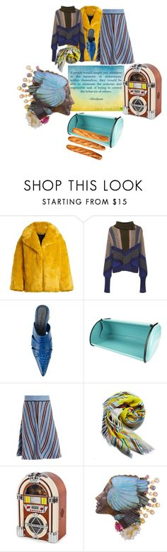 """""""If"""" by didesi ❤ liked on Polyvore featuring Diane Von Furstenberg, Peter Pilotto, Marques'Almeida, Home Basics, Miu Miu and Loewe"""