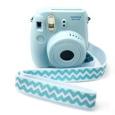 Fujifilm Instax Mini Camera Strap Polaroid Mini 8 Strap Blue Fuji Origin Camera Strap Free Shipping-in Camera/Video Bags from Electronics on Aliexpress.com