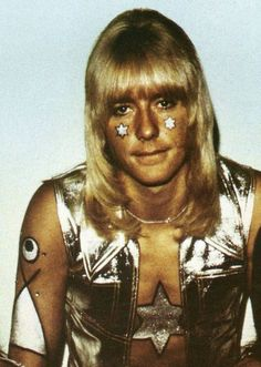 Brian Connolly of Sweet - Glam Rock Revolution