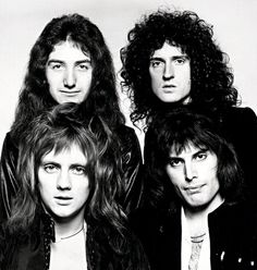 Queen! John Deacon 'Brain may 'Roger taylor Freddy Mercury '1970,1991' Also should be on my perfect festival!