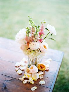 Photography: http://www.stylemepretty.com/portfolio/leo-patrone-photo   Event planning: http://sarakateevents.com/   Floral design: http://weddingflowersalbany.com/   Read More: https://www.stylemepretty.com//www.stylemepretty.com/vault/image/363847