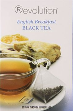 Revolution Tea Black Tea English Breakfast 20 Count Pack of 6 >>> Click image for more details. Note: It's an affiliate link to Amazon.