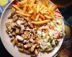 It was the #dinner #lastnight  #megmindigtelevagyok #nemkellreggeli  #imadeit #gyros #gyrosteller #yummy #instafood #food #foodstagram #glutenfree #glutenfreelife #glutenfreeliving #glutenfrei #foodporn by nemethcintia18