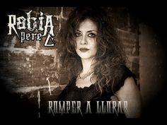 Rabia Pérez - Rabia Pérez CD - Euforia Metaleros Hasta La Muerte