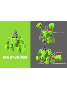 Nouveau stikbot MEGADINO Rouge T-Rex DINOSAURE animation