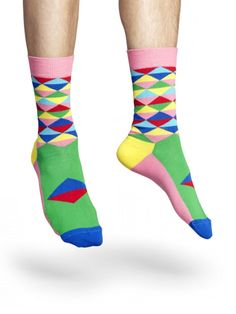 Happy Socks - I have a pair of these and they do make me happy!