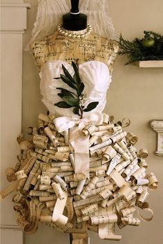vintage rare heart | Decorate with Vintage Mannequins | Homelife | DIY decorating | decor ...