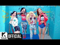 [MV] SISTAR(씨스타) _ SHAKE IT | current jam. I should really send this song to the NIFs Zumba instructor.