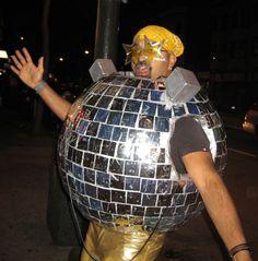 deeptrouble » Halloween 2007: Disco Ball 4.0!