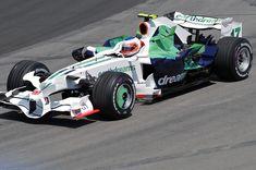 2008 Honda RA108 (Rubens Barrichello)