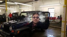 Pinterest friends I just hit 500 subscribers on YouTube. Please help me on my way to 600. Here is my Channel: https://www.youtube.com/WayneUlery 2000 Jeep Wrangler for Mark by Wayne Ulery.  I strive to treat all of my customers like family!  Please feel free to connect with my on social media.    #JEEP #Wrangler  Vehicle availability and pricing: http://wyn.me/jeep76c             Here are a few of my Jeep customers:                           Donny takes home a 2014 Jeep Wrangler Sahara…