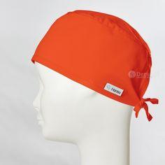 Czepek chirurgiczny Hansa 9001 K34 (ciemny pomarańcz) - Dersa