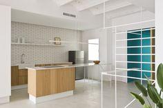 Rocha Apartment, Barcelona, Spain - CaSA - Colombo and Serboli Architecture