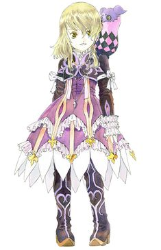 Elize Lutus from Tales of Xillia