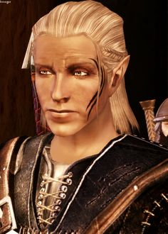 Zevran, Dragon Age: Origins